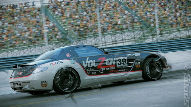 Level Up: Project CARS Editorial image