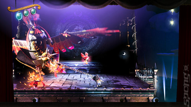 Puppeteer - PS3 Screen