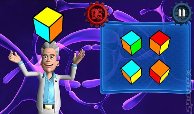 Puzzler Brain Games - PC Screen