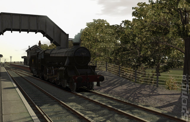 Railworks 3: Train Simulator 2012 - PC Screen