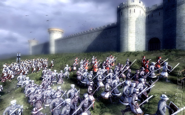 Real Warfare II: Northern Crusades - PC Screen