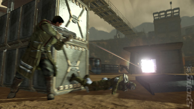 Red Faction Collection - PS3 Screen