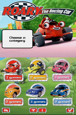 Car Racing Games For Ds