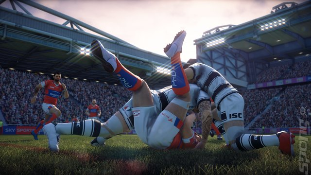 Rugby League Live 3 - PS4 Screen