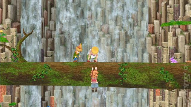 Secret of Mana - PS4 Screen