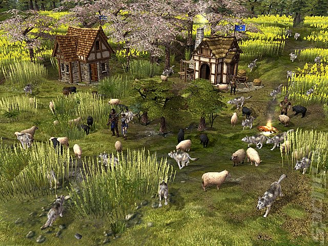 Settlers: Heritage of Kings - Legends Expansion Pack - PC Screen