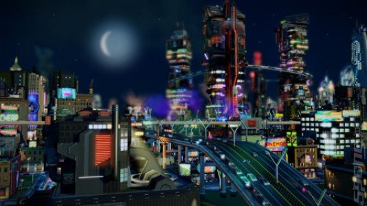SimCity: Cities Of Tomorrow - PC Screen