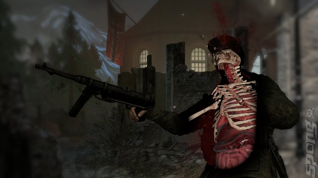 Screens Sniper Elite V2 Game Of The Year Edition Ps3