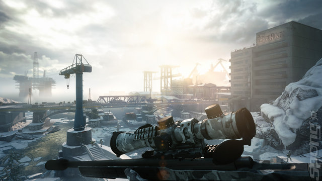 Sniper: Ghost Warrior: Contracts - PC Screen