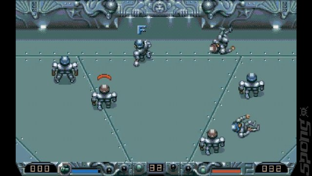 Speedball II XBLA Out Next Week News image