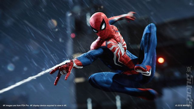 Marvel's Spider-Man Editorial image