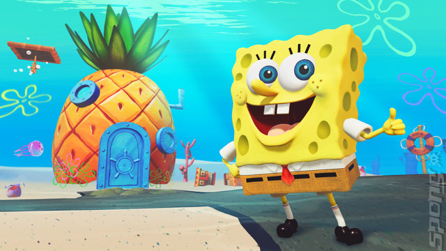 SpongeBob SquarePants: Battle for Bikini Bottom: Rehydrated - Switch Screen