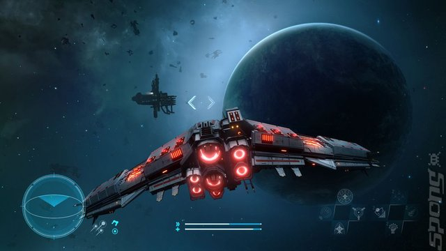 Starpoint Gemini Warlords - PC Screen