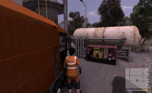 Screens Zimmer 2 angezeig: street cleaning simulator download