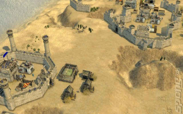 Stronghold Crusader II - PC Screen