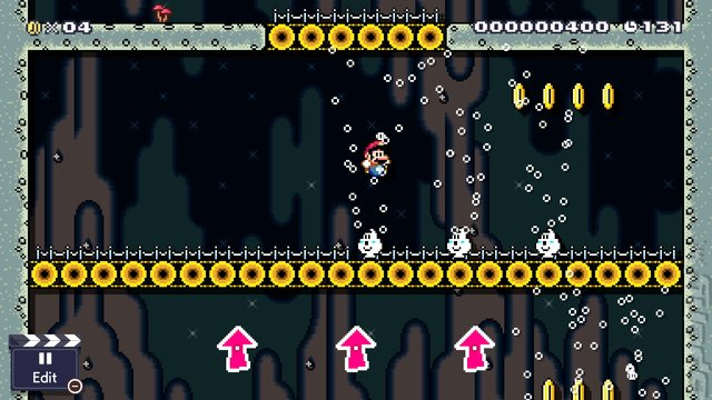 Super Mario Maker 2 - Switch Screen