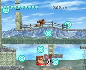 Super Smash Bros. Brawl - Wii Screen
