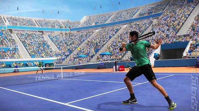 Tennis World Tour - Xbox One Screen