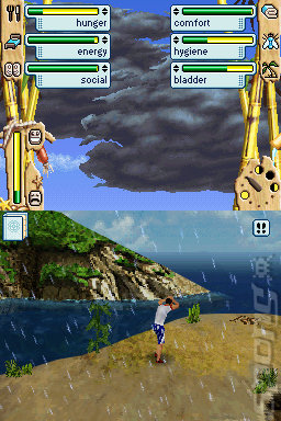 Screens: The Sims 2: Castaway - DS/DSi (2 of 8)