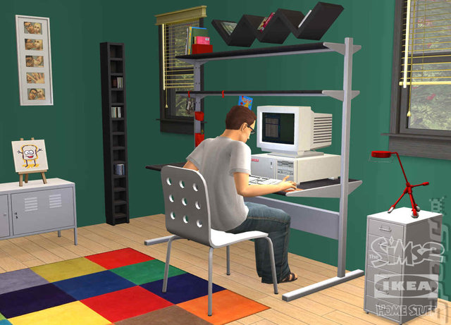 sims 2 computer