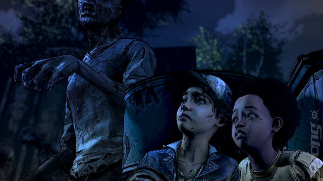 The Walking Dead: The Telltale Series: The Final Season - PS4 Screen