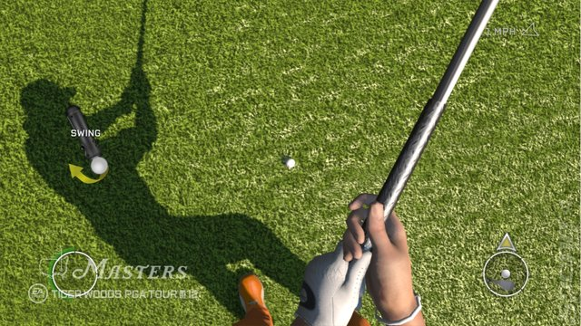 tiger woods swing vision. pictures tattoo Tiger Woods
