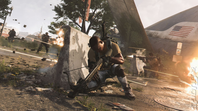 Tom Clancy's The Division 2 - Xbox One Screen
