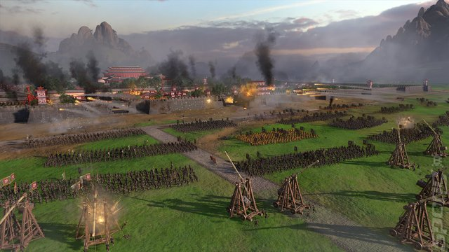Total War: Three Kingdoms - PC Screen