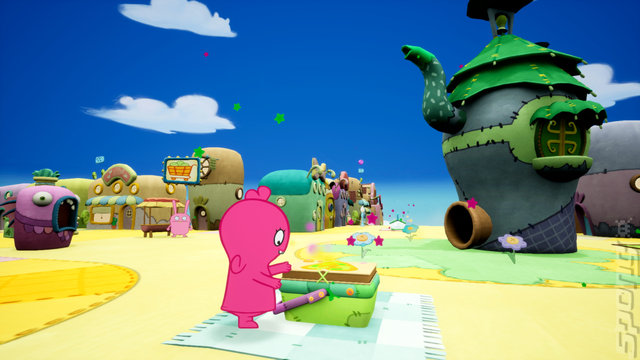 UglyDolls: An Imperfect Adventure - Switch Screen