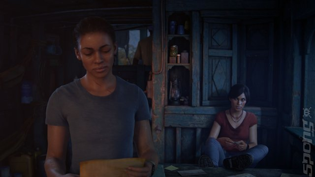 Uncharted: The Lost Legacy - PS4 Screen