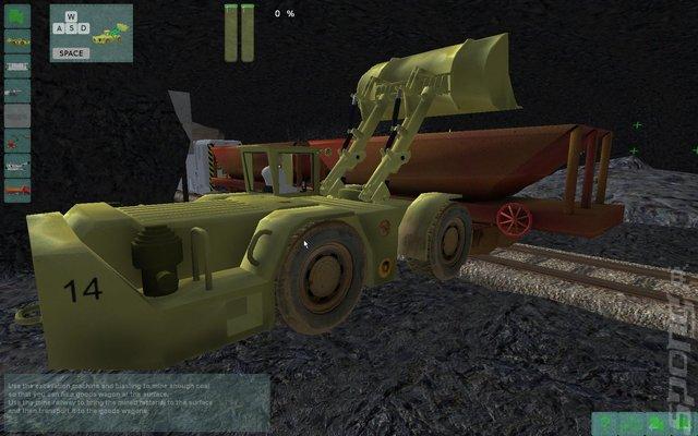 Underground Mining Simulator