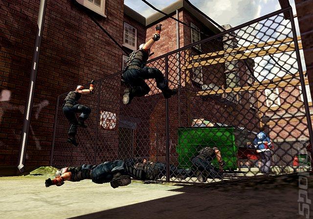 Screens: Urban Chaos: Riot Response - Xbox (2 of 53)