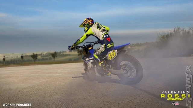 Valentino Rossi: The Game - Xbox One Screen
