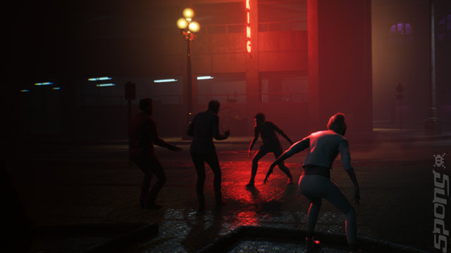 Vampire: The Masquerade Bloodlines 2 - PS4 Screen