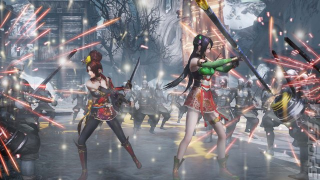 Warriors Orochi 4 - Xbox One Screen