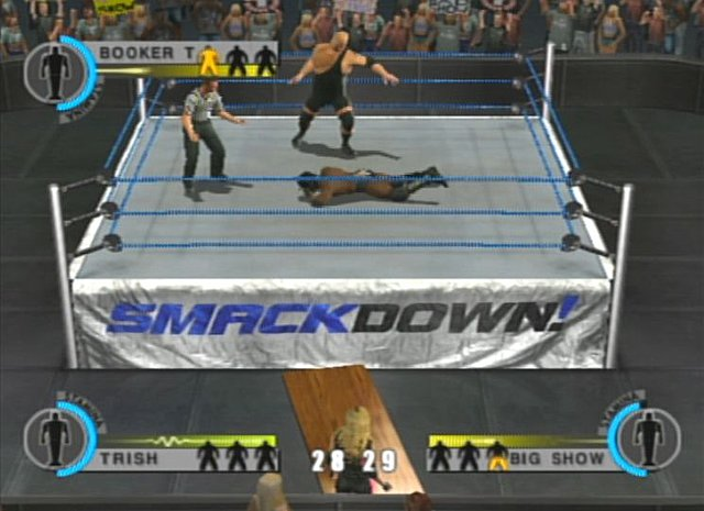 Screens: WWE Day of Reckoning 2 - GameCube (4 of 80)