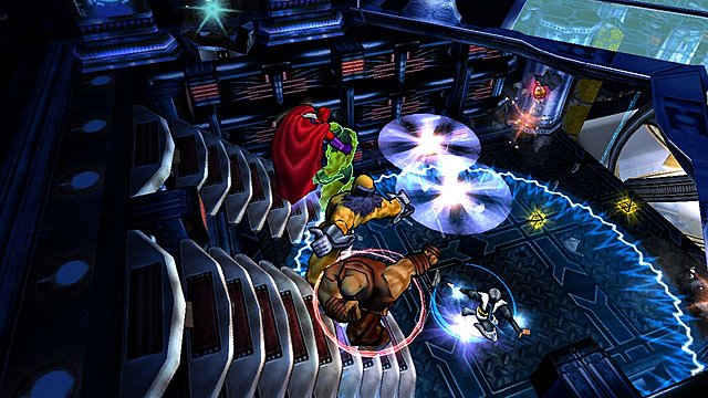 Men Legends II: Rise of Apocalypse - GameCube Screen
