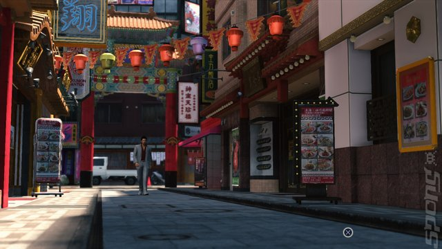Yakuza 6: The Song of Life Editorial image