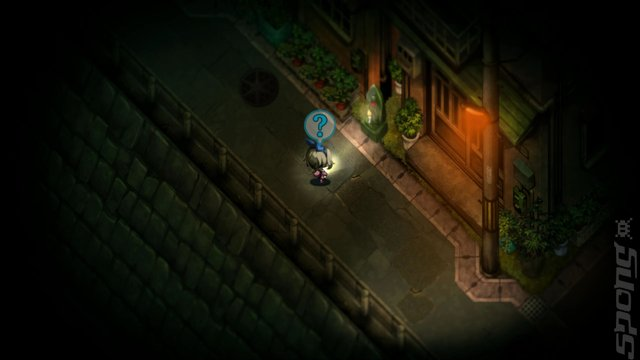 Yomawari: The Long Night Collection - Switch Screen