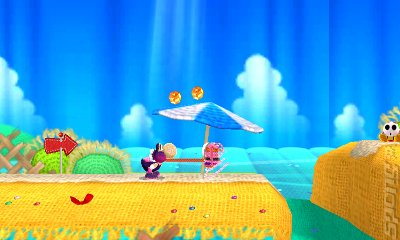 Poochy & Yoshi's Woolly World Editorial image