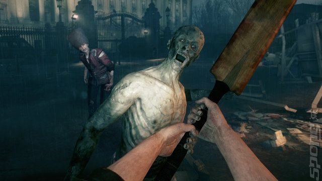 ZombiU: The First Two Hours Editorial image