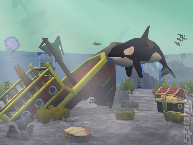 Screens: Zoo Tycoon 2: Marine Mania - PC (4 of 9)