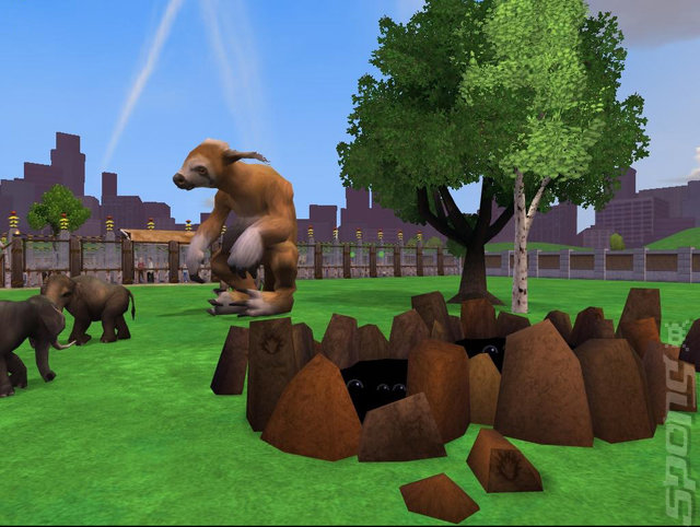 Zoo Tycoon 2: Ultimate Collection - PC Screen