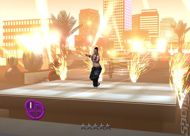 Zumba Fitness 2 - Wii Screen