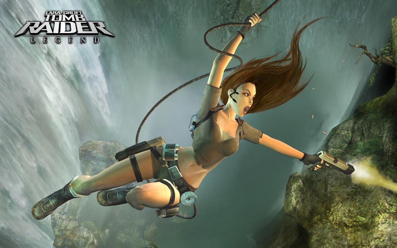 Wallpapers Lara Croft Tomb Raider Legend Ps2 1 Of 4
