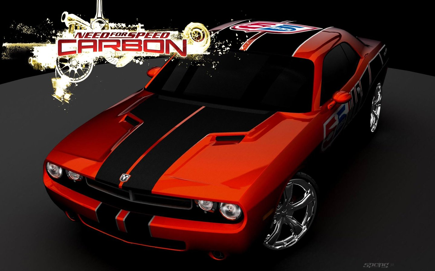 Wallpapers: Need For Speed: Carbon - PS2 (4 of 4)
