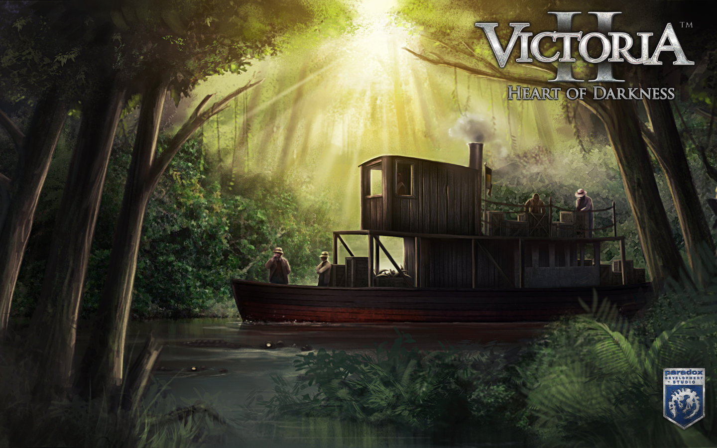 Victoria II: Heart of Darkness - PC Wallpaper